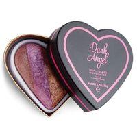 Makeup Revolution Dark Angel Triple Baking Highlighter Rozświetlacz