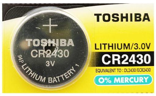 Bateria litowa CR2430 3V Toshiba