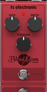 Efekt gitarowy tc electronic Blood Moon Phaser