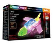 Laser pegs 3 in 1 Jets