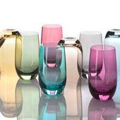 Szklanka 390 ml fioletowa COLORI Leonardo zdjęcie 2