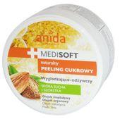 ANIDA MEDISOFT Naturalny Peeling cukrowy 300 ml - Długi termin ważności!