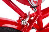Rower 16 ROCK KIDS SPARK czerwony zdjęcie 9