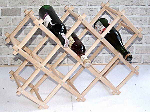 Stojak Na Wino zdjęcie 1
