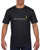 Koszulka męska JOHNNIE WALKER KEEP WALKING c XXL