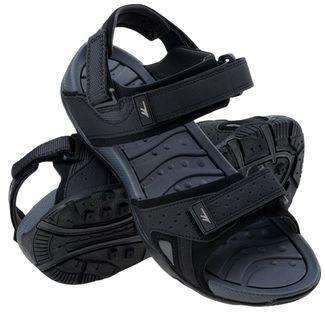 Męskie sandały Hi-Tec Lucise czarne rozmiar 42