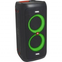 Domowy zestaw audio JBL PARTYBOX 100 Czarny