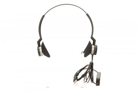 Słuchawki Z Mikrofonem Jabra Przewodowe Wtyk