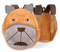 Plecak Przedszkolaka Pluszowy Piesek 24Cm
