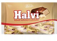Cukierki Chałwowe w czekoladzie Halvi 1kg Vobro
