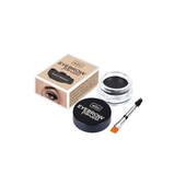 Wibo Eyebrow Pomade Wodoodporna pomada do brwi BLACK BROWN nr3