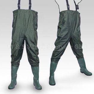 13392 Wodery spodnie wędkarskie do wody spodniobuty rozmiar 42 nylon