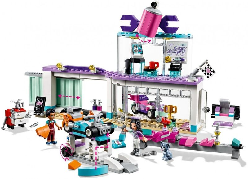 Lego Friends Kreatywny warsztat zdjęcie 3