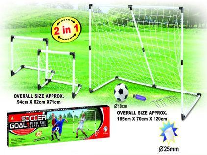 Bramka, Bramki Do Gry W Piłkę Nożną 2w1