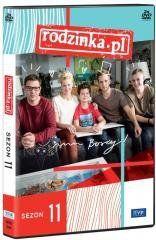 Rodzinka.pl - Sezon 11 (2 DVD)