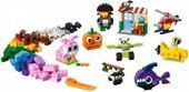 Lego Classic Klocki-buźki zdjęcie 3