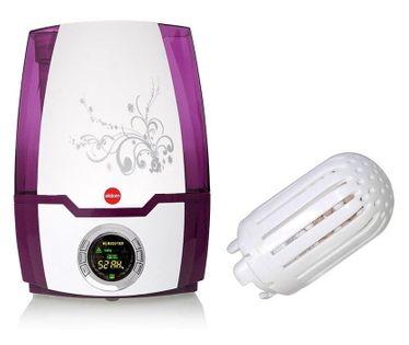Nawilżacz powietrza ELDOM NU5 Jonizator + 2 filtry w zestawie