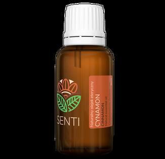 Naturalny olejek eteryczny CYNAMONOWY 30ml