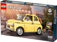 Klocki LEGO Fiat 500 Creator Expert 10271