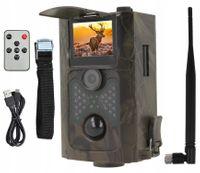Kamera Leśna HC-550G GSM MMS E-MAIL IR HD Fotopułapka S149