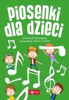 Piosenki dla dzieci 48 str b5 twarda nagrody -20 %