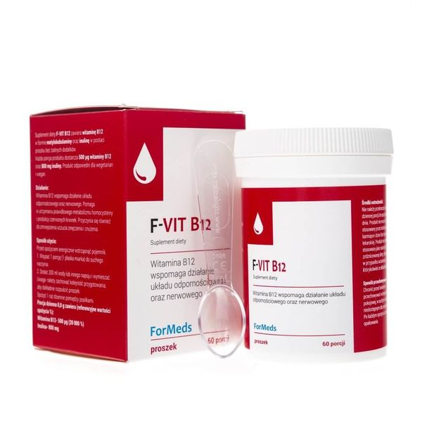 Formeds F-VIT Witamina B12 - 48 g na Arena.pl