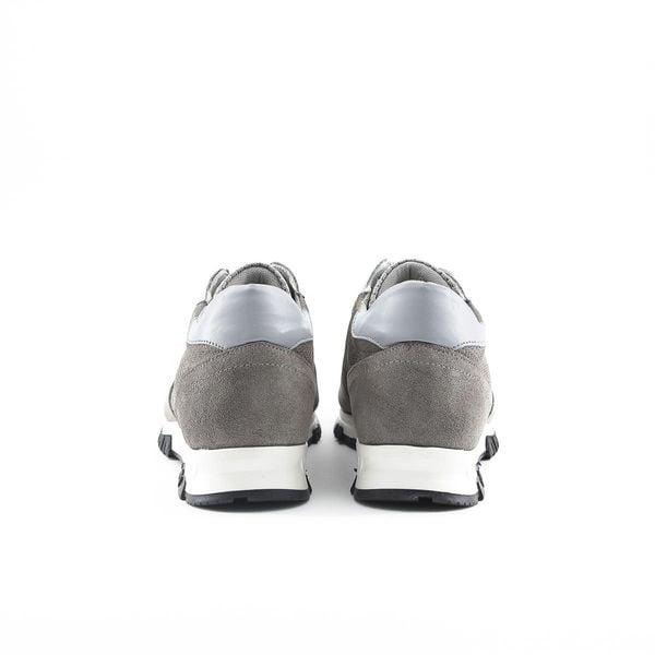 Made in Italia męskie buty sportowe szary 45 zdjęcie 16
