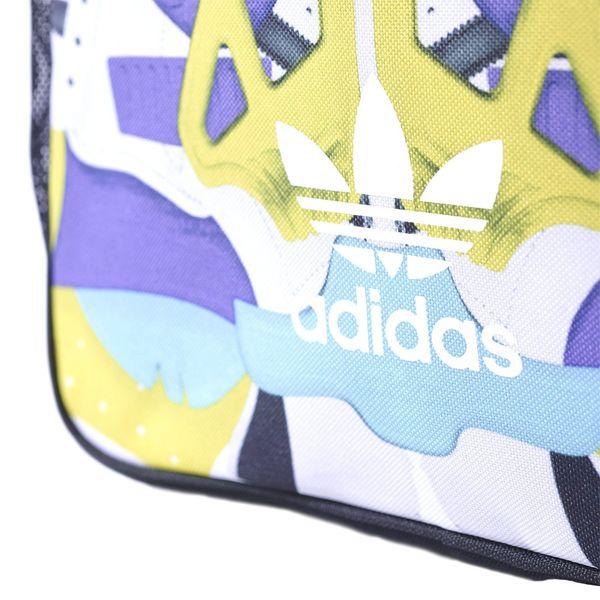 9e23038f2a5c Plecak Adidas Originals BK7195 Szkolny Boho sportowy Modny Pojemny zdjęcie 6