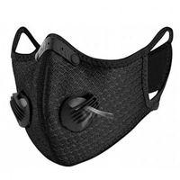 Maska z filtrem MO-SPORT Czarna 62599