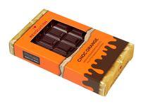 I Heart Revolution Chocolate Mini Paletka cieni do powiek (8) Choc Orange  2.7g