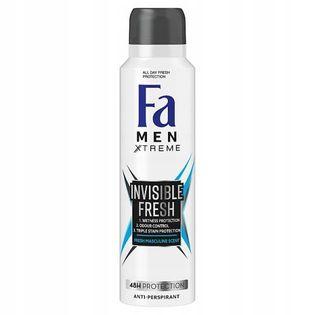 Fa Men Xtrem Invisible Fresh Antyperspirant 150 ml