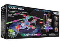 Laser Pegs Świecące Klocki 30W1 Super Copter G2100B