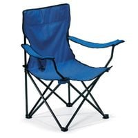 Krzesło turystyczne UPOMINKARNIA Granatowy