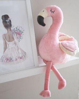 Różowy flaming- Lalkametoo
