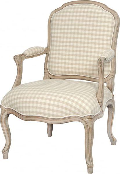 Krzesło Tapicerowane Do Salonu Klasyczne Venezia