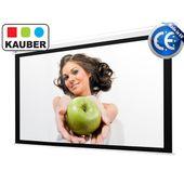 Ekran elektryczny Kauber Blue Label ClearVision 220x138 cm 16:10