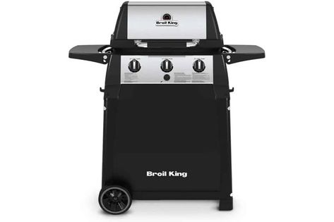 Grill gazowy Broil King Porta Chef z wózkiem (952653PL-W)