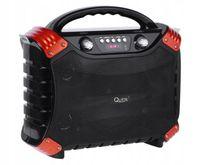 Głośnik przenośny BT Quer 2195 Karaoke Mikrofon