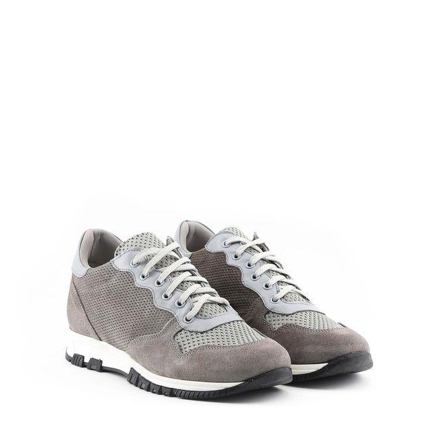 Made in Italia męskie buty sportowe szary 45 zdjęcie 13