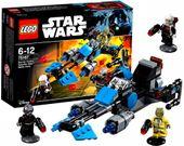 LEGO STAR WARS 75167 Ścigacz Łowcy 125el.