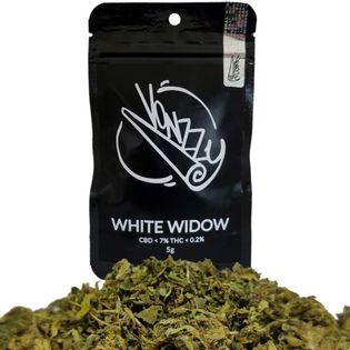 Susz CBD Konopny 7% White Widow 5g VONZZY