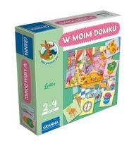 GRANNA Gra Lotto W moim domku +2 lata