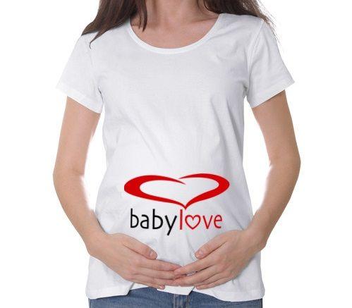 BABY LOVE Koszulka Bawełniana Różne Kolory zdjęcie 1