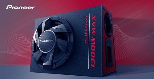 Subwoofer aktywny Pioneer TS-WX300A  1300W na Arena.pl