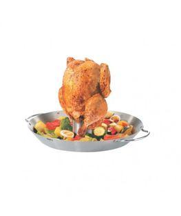 Wok grillowy do kurczaka i warzyw BBQ Gefu