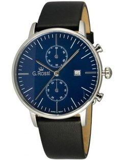 Zegarek Męski G.Rossi 11925A-6A1
