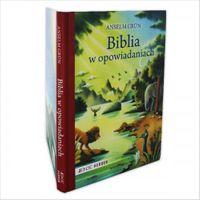 Biblia w opowiadaniach Prezent na chrzest GRAWER