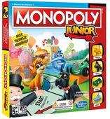 Gra Monopoly Junior A6984 HASBRO