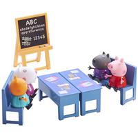 Świnka Peppa i przyjaciele - Klasa z figurkami i akcesoriami 05033