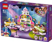 KLOCKI LEGO FRIENDS 41393 KONKURS PIECZENIA